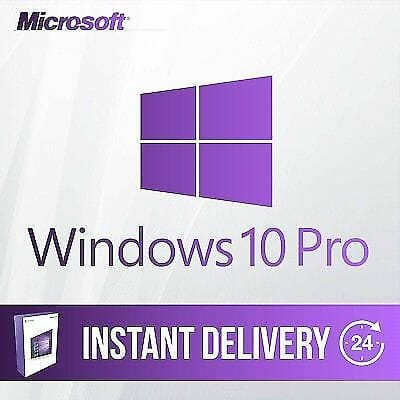 windows 10 pro 64 bit key